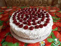 Пирог «Вишенка»
