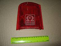 Стекло фонаря заднего (рассеиватель) левая верхняя ГАЗ 2705 (производитель ОСВАР) 701.3716204