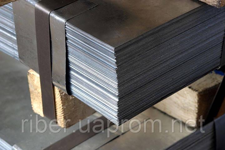 Лист 3 мм г/к 1250 х 2500