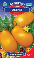 Семена томат Оберег H=60 см. масса 100 г.