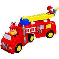 Игрушка-каталка Kiddieland Пожарная машина