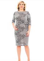 Женское платье Венеция   больших размеров 50, 52, 54  ,   купить , фото 1