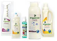 ORGANICS Моющие средства на пробиотиках