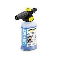Аксесуары к аппаратам высокого давления Керхер комплект пенная насадка + UltraFoam 1 л