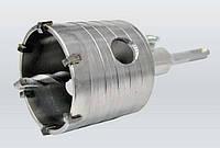 Кольцевая буровая коронка 80 мм с SDS-plus хвостовиком