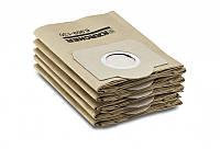 Аксесуары к пылесосам Керхер  бумажные фильтр-мешки (5 шт.) к WD 3