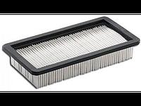 Аксесуары к пылесосам с аквафильтром Керхер Плоский складчатий фильтр для DS