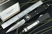Нож складной автоматический Microtech ULTRATECH OTF Satin Bayonet