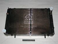 Радиатор водяного охлажденияГАЗ 3302 (под рамку) нового образца (производитель ШААЗ) 330242-1301010-01