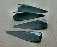 Cменные трехгранные головки к наконечникам
