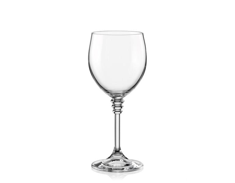 Olivia набір келихів для вина 240 мл - 6 шт Bohemia 40346/240