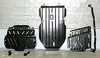Защита радиатора, двигателя и кпп, ркпп Toyota Land Cruiser Prado 150  2009- , фото 1