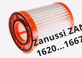 Оригинал Zanussi ZAN 1650, ZAN 1655, ZAN 1656, ZAN 1660, ZAN 1665 фильтр hepa для пылесоса с колбой сбора пыли