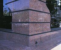 Плиты из гранита Сумы