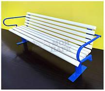 Парковая скамейка модель 8