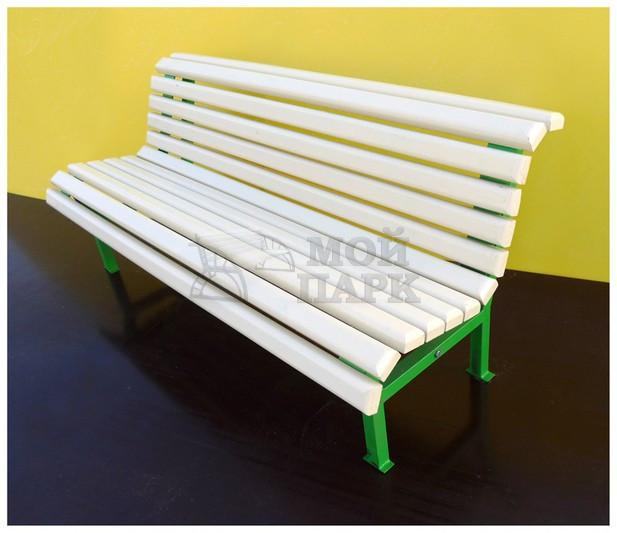 Парковая скамейка модель 4