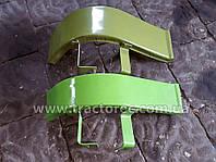 Защита ремней и корзины сцепления мотоблока (подходит на все водяные мотоблоки)