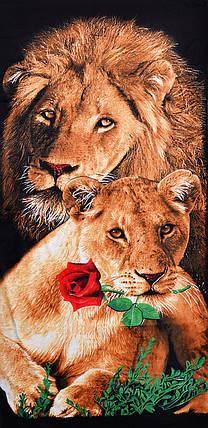 "Пляжное полотенце ""LION`S"" (V1061/07) | 6 шт., фото 2"