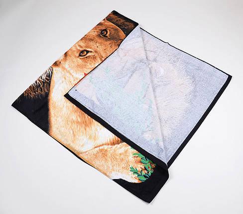 "Пляжное полотенце ""LION`S"" (V1061/07)   6 шт., фото 2"
