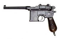 Пістолети, револьвери