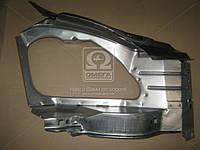 Кожух фары ГАЗ 3302 правое, новый образца (не грунтованый) (производитель ГАЗ) 3302-8401532