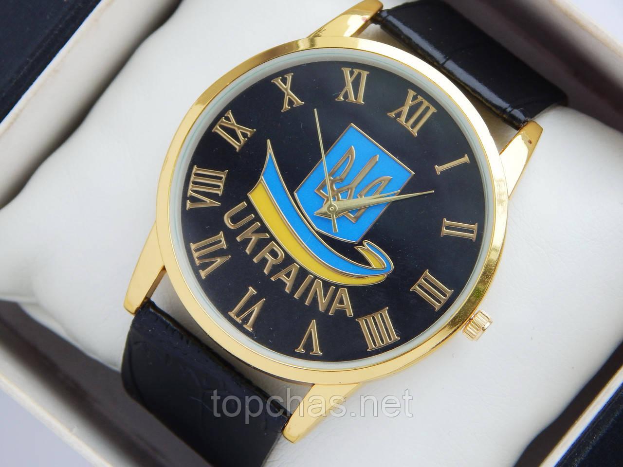 Часы с символикой украины купить дропшиппинг наручные часы