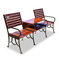 Парковая скамейка модель 381