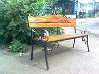 Парковая скамейка модель 389