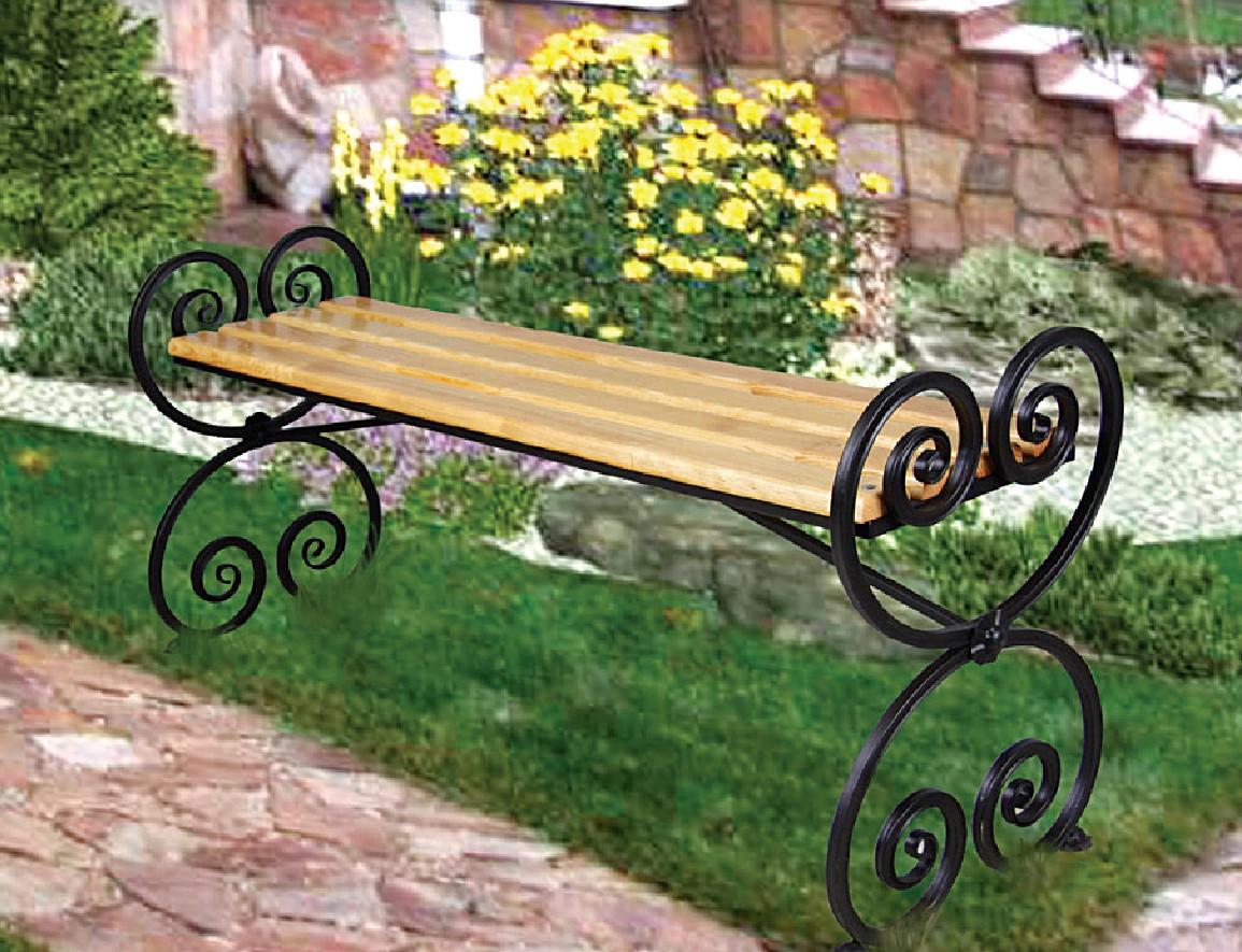 Парковая скамейка модель 391