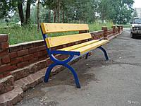 Парковая скамейка модель 400