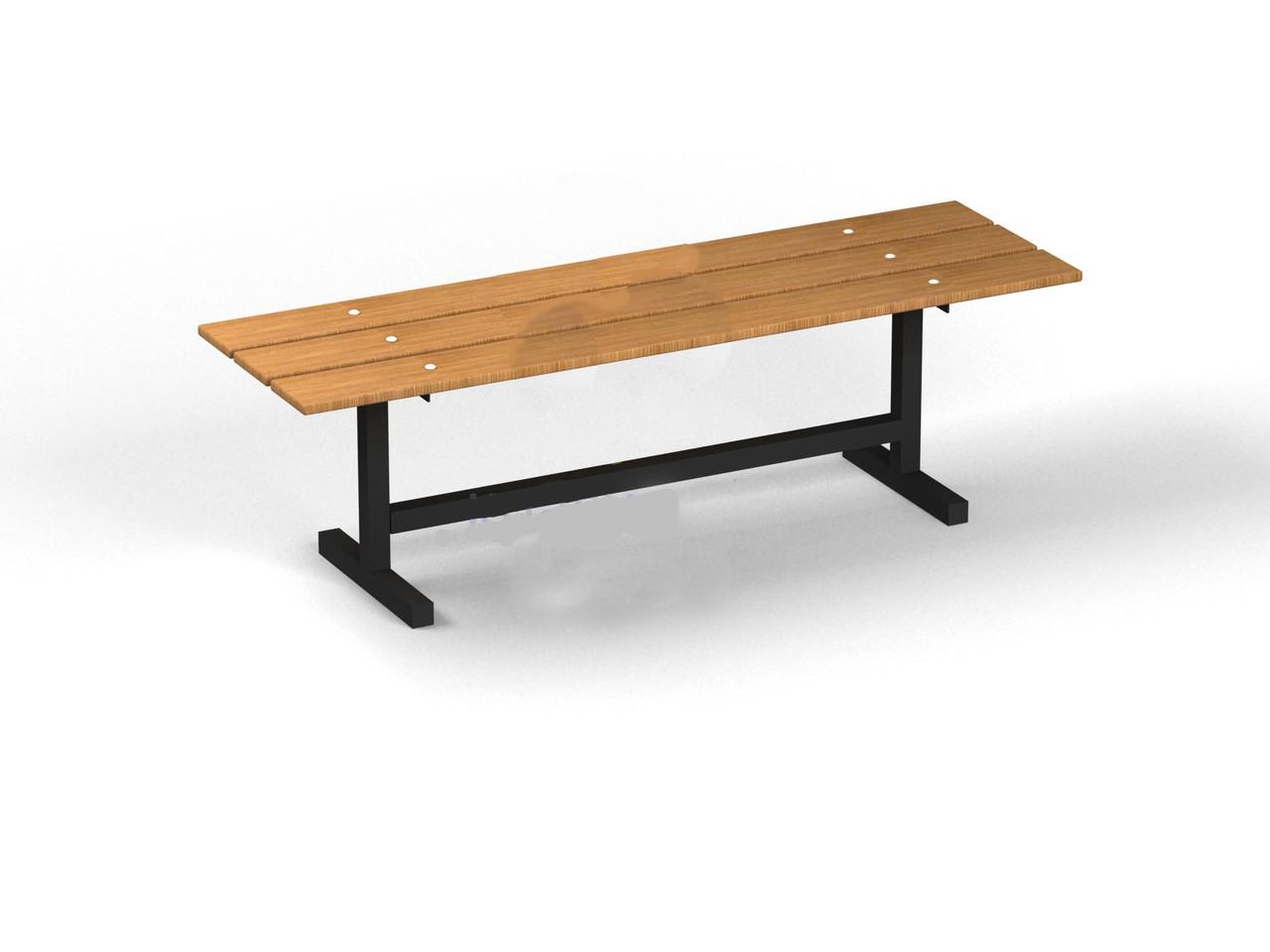 Парковая скамейка модель 368
