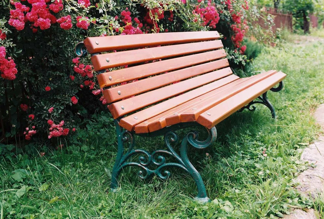 Парковая скамейка модель 370