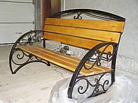 Парковая скамейка модель 371