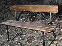 Парковая скамейка модель 373