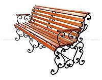 Парковая скамейка модель 377