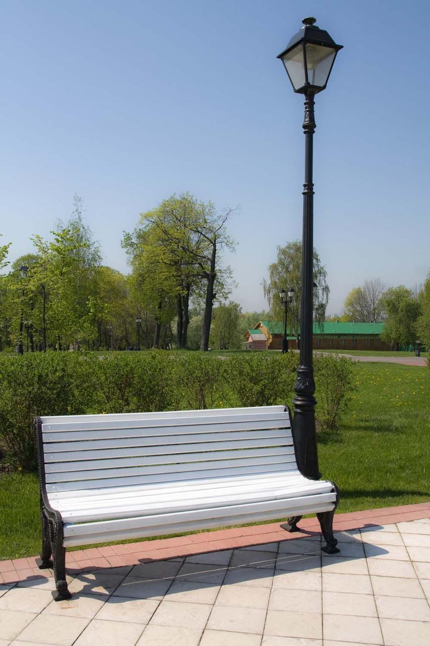 Парковая скамейка модель 379