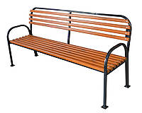 Парковая скамейка модель 404
