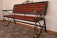 Парковая скамейка модель 410