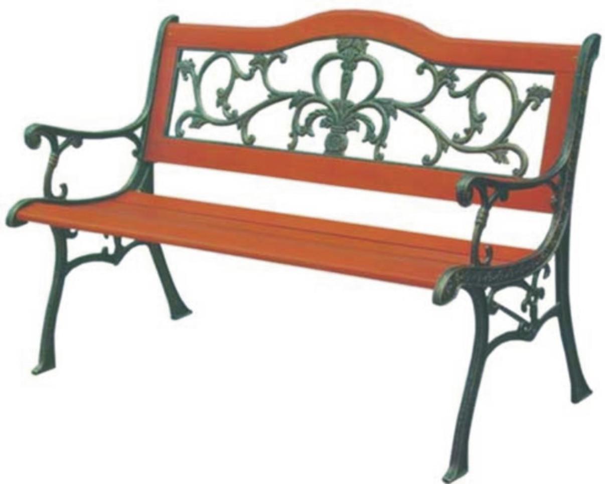 Парковая скамейка модель 413