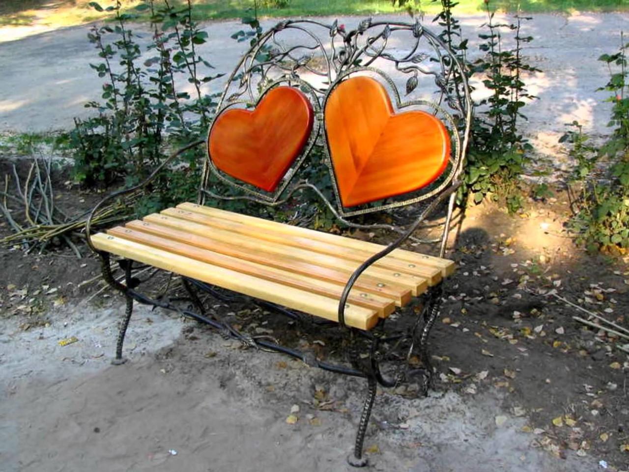Парковая скамейка модель 414
