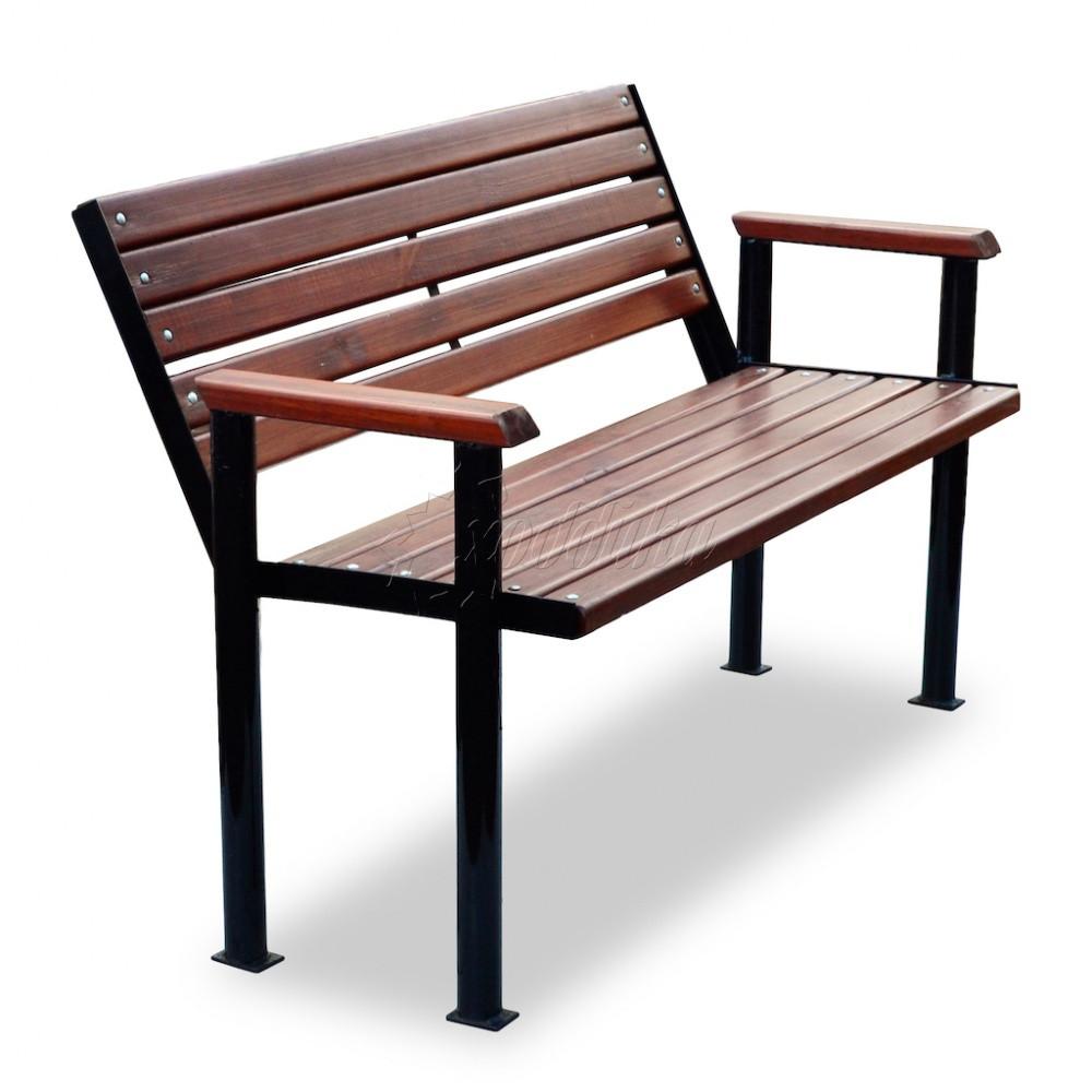 Парковая скамейка модель 416