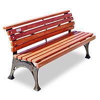Парковая скамейка модель 420
