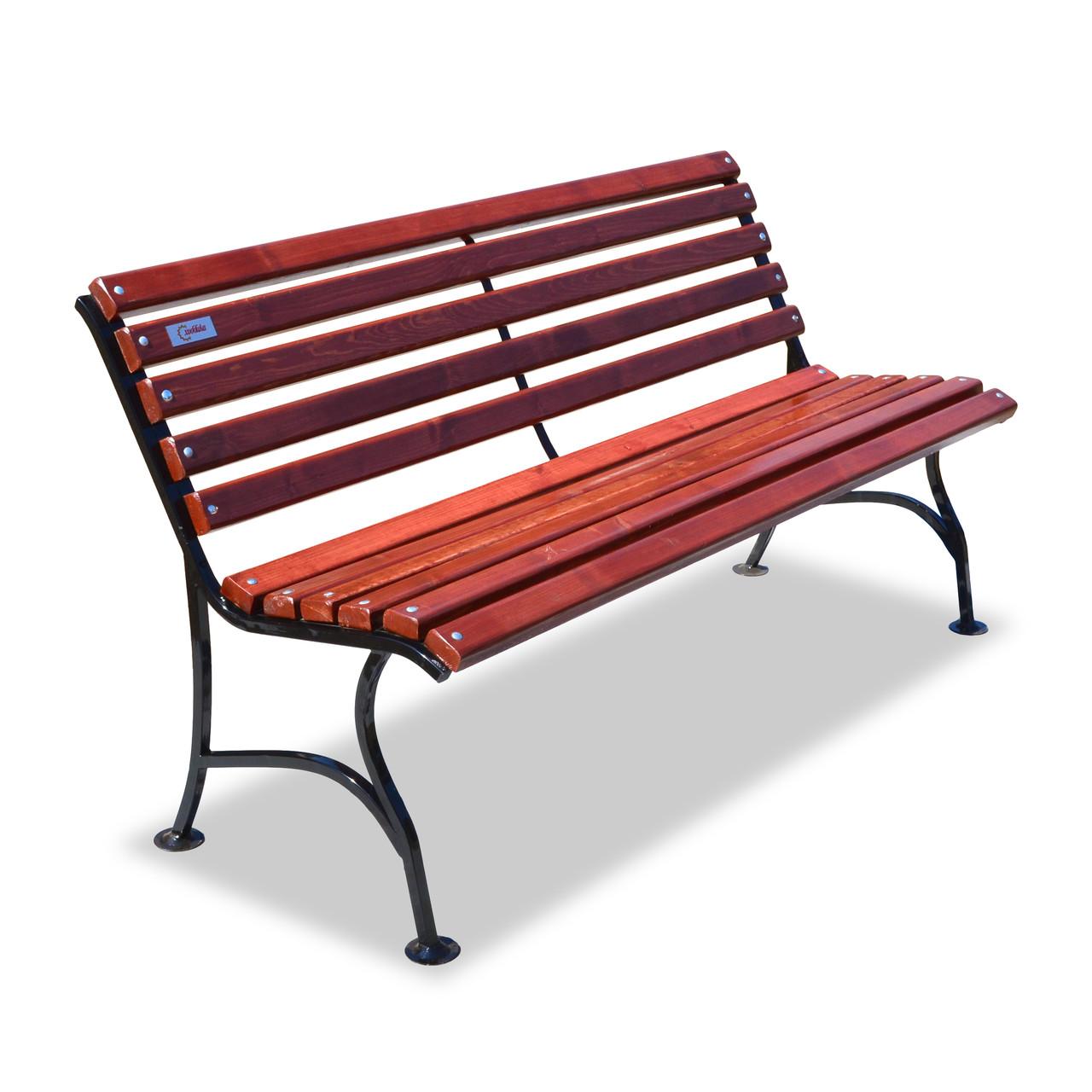 Парковая скамейка модель 424