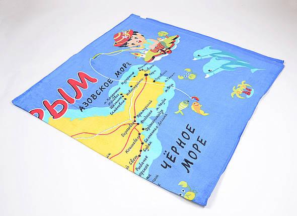 Пляжное полотенце Крым-1 (V1061/10) | 6 шт., фото 2