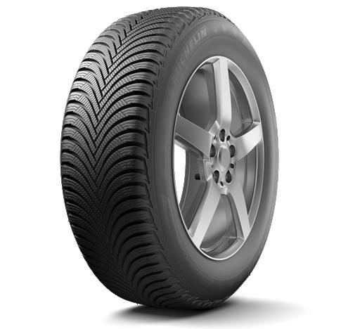 Легковые шины Michelin ALPIN 5, 205/55  R16 зима