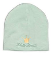 Детская шапка-бини Elodie Details - Dusty Green 24-36m (подходит для взрослых)