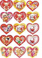 Любовь это... 12 Вафельная картинка