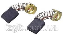 Щітка для двигуна графітова 6мм*11мм (крафт), 2шт