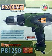 Сетевой Шуруповерт PROCRAFT (2-х скоростной)
