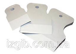 Набор шпателей резиновых 3 шт
